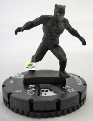 Heroclix Avengers Defenders War 007 Black Panther