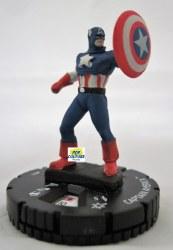 Heroclix Avengers Defenders War 011 Captain America