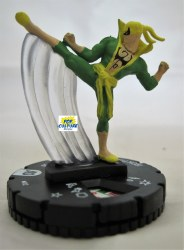 Heroclix Avengers Defenders War 012 Iron Fist