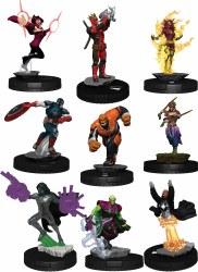 Heroclix Avengers FF Empyre CUR 001-049 Set PRESALE