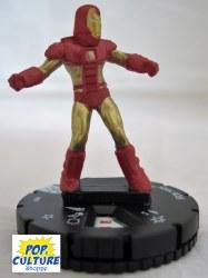 Heroclix Avengers Infinity 001 Iron Man