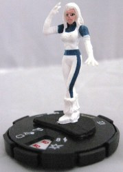 Heroclix DC 75th Anniversary 007 Ice