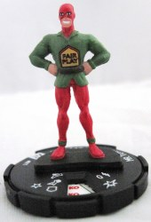 Heroclix DC 75th Anniversary 011 Mr. Terrific