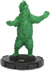 Heroclix DC 75th Anniversary 015 Beast Boy (Bear)