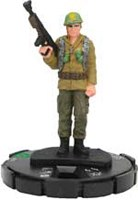 Heroclix DC 75th Anniversary 017 Sgt. Rock