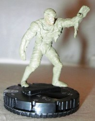 Heroclix Amazing Spider-Man 011 Living Mummy