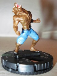 Heroclix Amazing Spider-Man 015 Werewolf By Night
