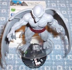 Heroclix Avengers 020 Dragon Man