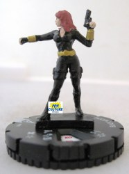 Heroclix Avengers Assemble 001 Black Widow