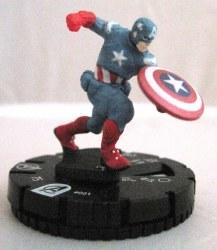 Heroclix Avengers Movie 001 Captain America