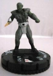 Heroclix Avengers Movie 008 Skrull Commando