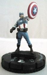 Heroclix Avengers Movie 018 Captain America