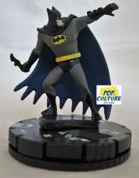 Heroclix Batman: The Animated Series 001a Batman