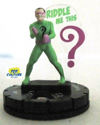 Heroclix Batman Classic TV 008 The Riddler