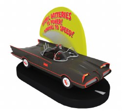Heroclix Batman Classic TV V001 Batmobile
