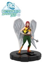 Heroclix Brightest Day 004 Hawkgirl