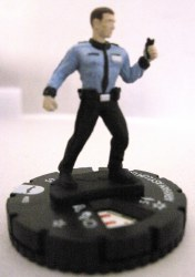 Heroclix Batman 003 Arkham Asylum Guard