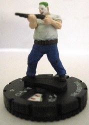 Heroclix Batman 004 The Joker Thug