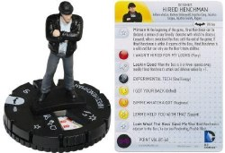 Heroclix Batman 006 Hired Henchman