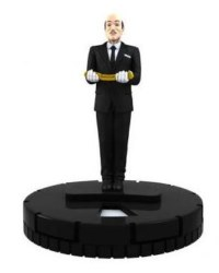 Heroclix Batman  FF005 Alfred Pennyworth
