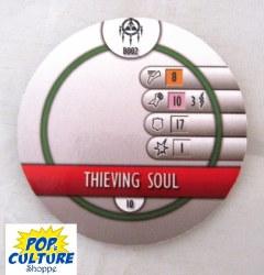 Heroclix Yu-Gi-Oh!: Botm B002 Thieving Soul