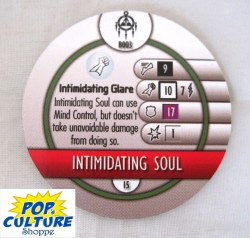 Heroclix Yu-Gi-Oh!: BotM B003 Intimidating Soul