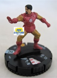Heroclix Black Panther & the Illuminati 001 Iron Man