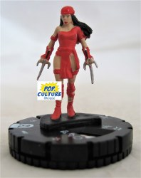 Heroclix Black Panther & the Illuminati 003 Elektra