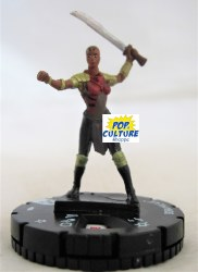 Heroclix Black Panther & the Illuminati 004 Dora Milaje
