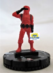 Heroclix Black Panther & the Illuminati 005 A.I.M. Red Squad