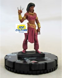 Heroclix Black Panther & the Illuminati 008 Nakia