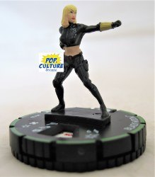 Heroclix Black Panther & the Illuminati 013b Black Widow Prim