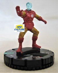 Heroclix Black Panther & the Illuminati 018 Iron Man