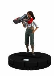 Heroclix Bioshock: Infinite 004 Daisy Fitzroy