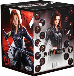 Heroclix Black Widow Movie Booster Pack