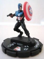 Heroclix Captain America 001 Captain America