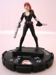 Heroclix Captain America 006 Black Widow