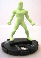 Heroclix Captain America 007 Adaptoid