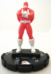 Heroclix Captain America 015 Red Gaurdian