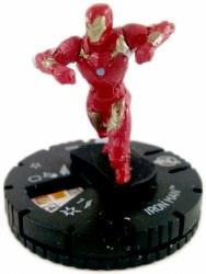 Heroclix Captain America Civil War Movie Starter 002 Iron Man