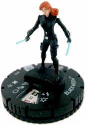 Heroclix Captain America Civil War Movie Starter 003 Black Widow