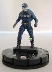 Heroclix Captain America Winter Soldier 001 Captain America