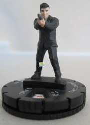 Heroclix Captain America Winter Soldier 005 SHIELD Agent
