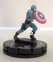 Heroclix Captain America Winter Soldier 012 Captain America