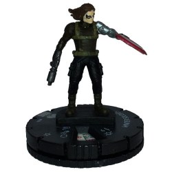 Heroclix Captain America Winter Soldier 016 Winter Soldier