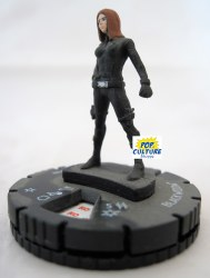 Heroclix Captain America Winter Soldier 102 Black Widow