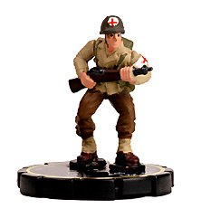 Heroclix Cosmic Justice 004 Easy Company Medic