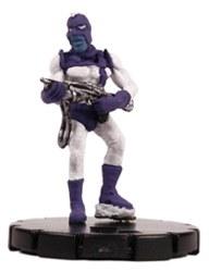 Heroclix Critical Mass 007 Kree Warrior