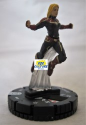 Heroclix Captain Marvel Movie 001 Captain Marvel