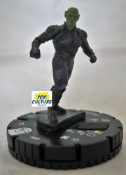Heroclix Captain Marvel Movie 003 Skrull Warrior